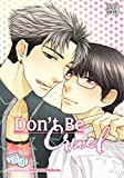 「Don't Be Cruel: 2-in-1 Edition, Vol. 2 (Yaoi Manga): 2-in-1 Edition」のサムネイル画像