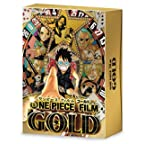 【Amazon.co.jp限定】ONE PIECE FILM GOLD DVD GOLDEN LIMITED EDITION(オリジナル三方背収納ケース付)