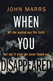 「When You Disappeared (English Edition)」のサムネイル画像