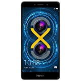 「Huawei Honor 6X Dual Camera Unlocked Smartphone, 32GB Gray (US Warranty) by Honor」のサムネイル画像