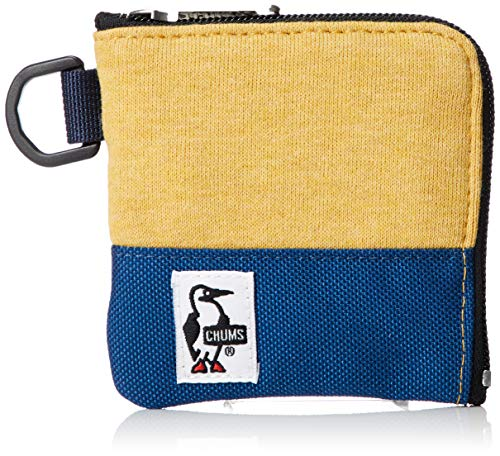[チャムス] コインケース Square Coin Case Sweat Nylon CH60-0693-A046-00