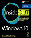 「Windows 10 Inside Out (includes Current Book Service) (English Edition)」のサムネイル画像