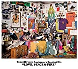 Superfly 10th Anniversary Greatest Hits『LOVE, PEACE & FIRE』<通常盤>