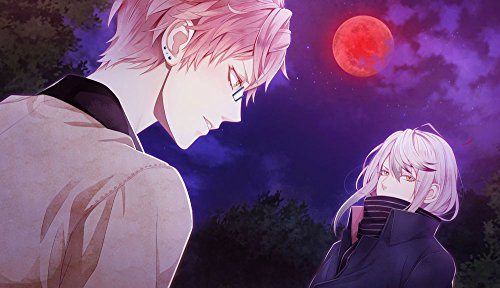DIABOLIK LOVERS LOST EDEN 限定版 予約特典(ドラマCD)付 - PS Vita