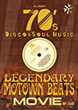 「Legendary Motown Beats Movie by AV8 -70's Disco & Soul Music- [DVD]」のサムネイル画像