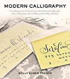 「Modern Calligraphy: Everything You Need to Know to Get Started in Script Calligraphy」のサムネイル画像