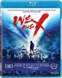 「We Are X [Blu-ray]」のサムネイル画像
