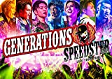 「GENERATIONS LIVE TOUR 2016 SPEEDSTER(初回生産限定盤)(スマプラ対応) [Blu-ray]」のサムネイル画像