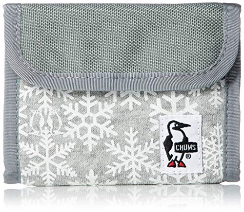 [チャムス] ウォレット Trifold Wallet Sweat Nylon CH60-0696-A046-00