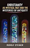 「Christianity as Mystical fact and the mysteries of antiquity」のサムネイル画像