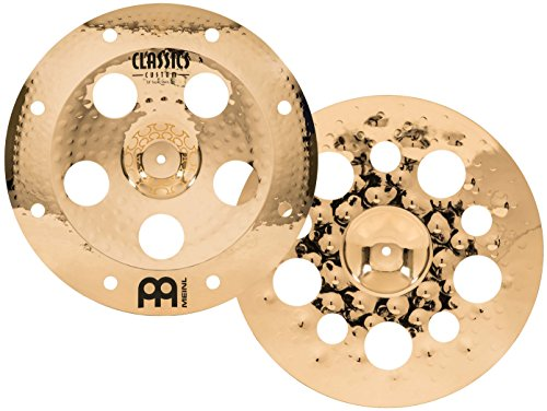 MEINL Cymbals マイネル スタックシンバル Thomas Lang Super Stack 18
