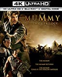 「The Mummy Ultimate Trilogy (4K Ultra HD + Blu-ray + Digital HD)」のサムネイル画像