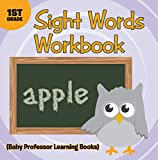 「Sight Words 1st Grade Workbook (Baby Professor Learning Books)」のサムネイル画像
