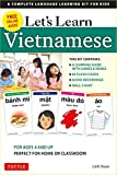 「Let's Learn Vietnamese Ebook: A Complete Language Learning Kit for Kids (64 Flashcards, Audio downlo...」のサムネイル画像