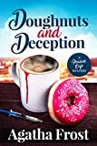 「Doughnuts and Deception (Peridale Cafe Cozy Mystery Book 3) (English Edition)」のサムネイル画像