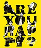 「ARASHI LIVE TOUR 2016-2017 Are You Happy?(通常盤) [Blu-ray]」のサムネイル画像
