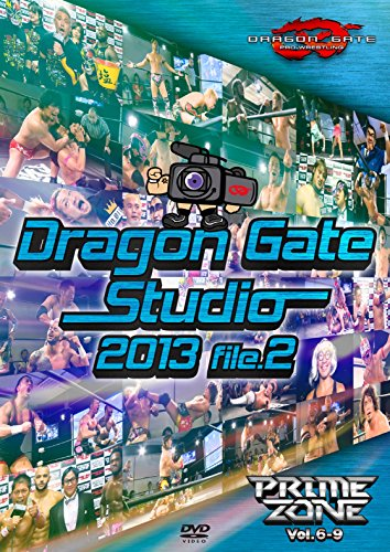 Dragon Gate Studio 2013 file.2 [DVD]