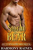 「Storm Bear (Return to Bear Creek Book 5) (English Edition)」のサムネイル画像