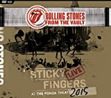 「STICKY FINGERS LIVE AT THE FONDA THEATRE [CD+DVD]」のサムネイル画像