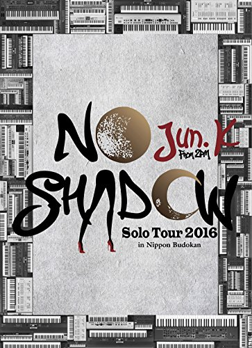 """Jun.K(From 2PM)Solo Tour 2016""""NO SHADOW"""
