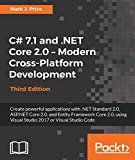 「C# 7.1 and .NET Core 2.0 – Modern Cross-Platform Development - Third Edition: Create powerful applic...」のサムネイル画像