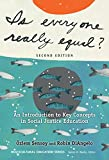 「Is Everyone Really Equal?: An Introduction to Key Concepts in Social Justice Education (Multicultura...」のサムネイル画像