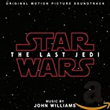 「STAR WARS: THE LAST JEDI (SOUNDTRACK) [CD]」のサムネイル画像