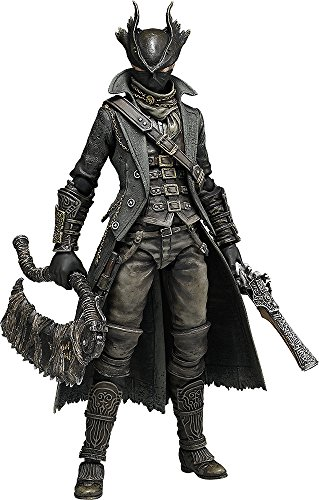 figma Bloodborne 狩人 ノンスケール ABS&PVC製 塗装済み可動フィギュア