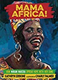 「Mama Africa!: How Miriam Makeba Spread Hope with Her Song (English Edition)」のサムネイル画像