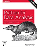 「Python for Data Analysis: Data Wrangling with Pandas, NumPy, and IPython」のサムネイル画像