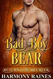 「Bad Boy Bear (Return to Bear Creek Book 9) (English Edition)」のサムネイル画像