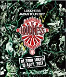 "「LOUDNESS JAPAN Tour 2017 ""LIGHTNING STRIKES"" 30th Anniversary 8117 at Zepp Tokyo 13 April, 2017 [Blu...」のサムネイル画像"