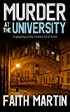「MURDER AT THE UNIVERSITY a gripping crime mystery full of twists (DI Hillary Greene Book 2) (English...」のサムネイル画像