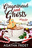 「Gingerbread and Ghosts (Peridale Cafe Cozy Mystery Book 10) (English Edition)」のサムネイル画像