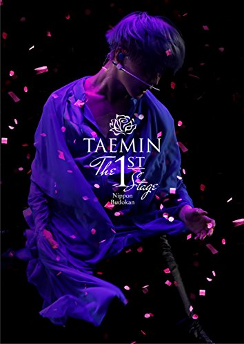 TAEMIN THE 1st STAGE NIPPON BUDOKAN(通常盤)[DVD]