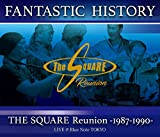 "「""FANTASTIC HISTORY""/THE SQUARE Reunion -1987-1990- LIVE @Blue Note TOKYO(Blu-ray Disc)」のサムネイル画像"