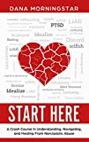 「Start Here: A Crash Course in Understanding, Navigating, and Healing From Narcissistic Abuse (Englis...」のサムネイル画像