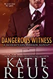 「Dangerous Witness (Redemption Harbor Series Book 3) (English Edition)」のサムネイル画像