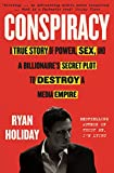 「Conspiracy: Peter Thiel, Hulk Hogan, Gawker, and the Anatomy of Intrigue」のサムネイル画像