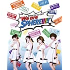 """Sphere live tour 2017""""We are SPHERE!!!!!""""LIVE BD [Blu-ray]"""