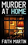 「MURDER AT HOME a gripping crime mystery full of twists (DI Hillary Greene Book 6) (English Edition)」のサムネイル画像