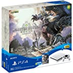 PlayStation 4 MONSTER HUNTER: WORLD Starter Pack White (CUHJ-10023)