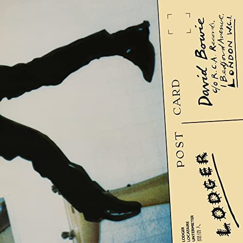 Lodger (180g) [12 inch Analog]