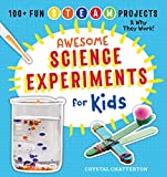 「Awesome Science Experiments for Kids: 100+ Fun STEM / STEAM Projects and Why They Work (English Edit...」のサムネイル画像