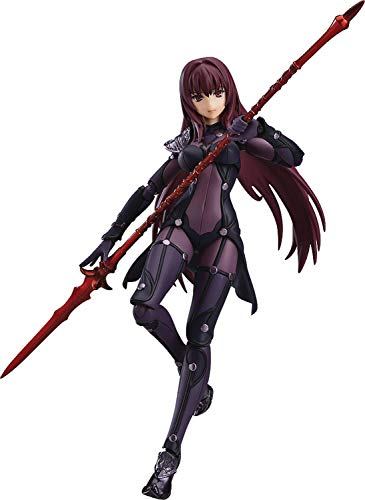 figma Fate/Grand Order ランサー/スカサハ ノンスケール ABS&PVC製 塗装済み可動フィギュア