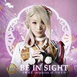 BE IN SIGHT(プレス限定盤D)