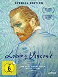 「Loving Vincent - Limitierte Special Edition [DVD]」のサムネイル画像