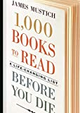 「1,000 Books to Read Before You Die: A Life-Changing List (English Edition)」のサムネイル画像