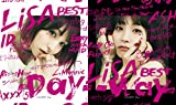「LiSA BEST -Day-&LiSA BEST -Way-(完全生産限定盤)(2CD+BD+Tシャツ)」のサムネイル画像