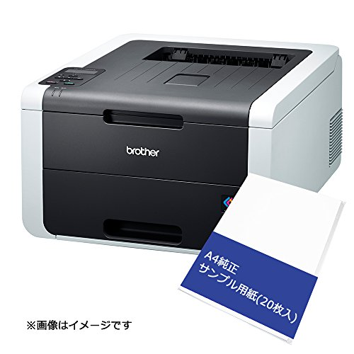 【Amazon.co.jp限定】brother レーザープリンター HL-3170CDW+A4PA